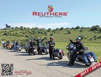 Reuthers Harley-Davidson Motorradtourenkatalog 2017/2018: