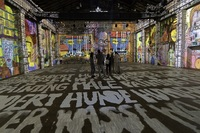 """""""Hundertwasser Experience"""" und """"WERK in Progress"""""""