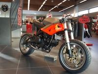 Ducati Berlin - Sonderausstellung Ariana Project