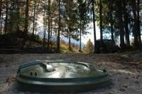 Flexible Kläranlage für Alpengaststätte