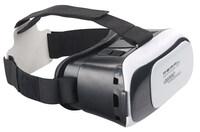 Virtual-Reality-Brille für Smartphones, 3D-Justierung, Bluetooth-Steuerung, Magnetschalter