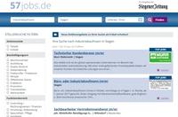 Portal www.57jobs.de gestartet