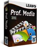 Leawo Prof. Medien 7.6 unterstützt jetzt H.265 Video.