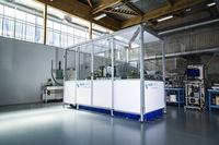 KEMWATT stellt neuartige organische Redox-Flussbatterie mit 10 Kilowatt Leistung vor