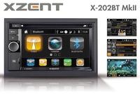 Bestes Entertainment im Auto mit XZENTs X-202BT MkII