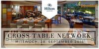 XING Düsseldorf trifft sich zum Networking im Hilton Hotel