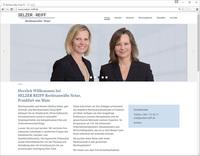 formativ.net erstellt neue Kanzlei-Homepage für Selzer Reiff Rechtsanwälte Notar, Frankfurt