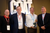 "Controlware ist ""EMEA Incremental Business Partner of the Year 2016"" von Blue Coat"