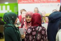 Jobmesse offeriert Arbeit für Geflüchtete und Migranten