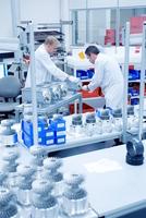 Genaue Vorgabezeiten helfen, die Auslastung der Produktion zu optimieren