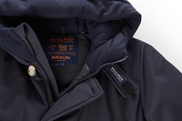 WOOLRICH X BRAUN HAMBURG: LIMITED EDITION EXCLUSIVELY FOR BRAUN HAMBURG
