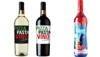 Herbstneuheiten von ZGM: Pizza-Pasta-Wein und Finding Dory-Partygetränk