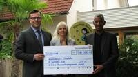 ACTIEF Personalmanagement spendet 10.000 Euro