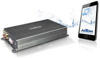 AXTON A580DSP - HiFi im Auto dank Verstärker mit Smartphone App