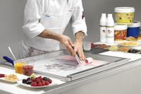Tepp-Ice-Platte von Saro Gastro-Products: Eiskaltes Verlangen