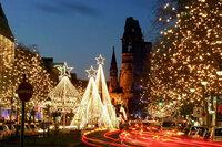 Berliner Lichterfahrt Weihnachtstour 2016