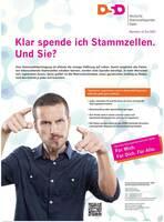 Das Ticket zum weltweiten Lebensretter: die Registrierung bei der Deutschen Stammzellspenderdatei (DSD)