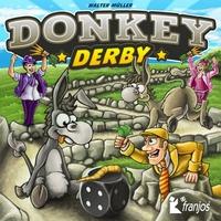 DONKEY DERBY: Wetten, bis ein störrischer Esel siegt