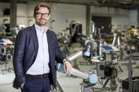 """Kollaborierende Roboter sind Markttreiber - """"World Robotics Report 2016"""""""