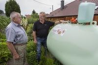 """Beginn der Heizperiode am 01. Oktober: Flüssiggas ist """"erste Wahl"""" in Regionen ohne Anschluss an das Erdgasnetz."""