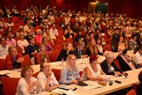 Zweiter Kongresstag in Saarbrücken mit den Themen Kultur, Pflegereform und Migration