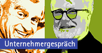 SIBE-Unternehmergespräch mit Klaus-Peter Muraswki & Helmut Haussmann