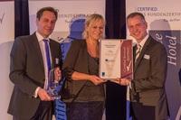 Lück und Hannawald zu Gast beim Certified Summit 2016
