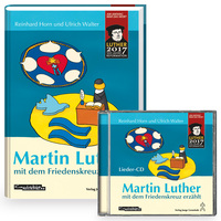 Mit Liedern für Kinder auf den Spuren Martin Luthers