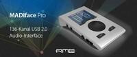 RME präsentiert MADIface Pro: Kompaktes Audio-Interface mit optischem MADI-Port und niedrigen Latenzen für kompromisslose Audio-Qualität