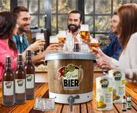 Geschenk-Tipp: Brausets für selbstgebrautes Craft-Bier