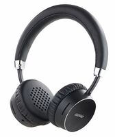 auvisio Premium-On-Ear-Headset OHS-250 im Alu-Gehäuse