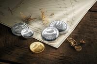Degussa verewigt mit Otto Lilienthal-Jubiläums-Thaler die Geburtsstunde der Fluggeschichte in Silber und Gold