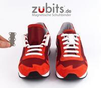 Zubits - magnetische Schuhbinder: Nie wieder Schuhe binden!