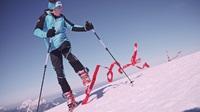 Sicher in die Skisaison starten: Lawinen- und Tiefschneeband find---me!