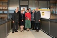 Bauunternehmen Assner: offizielle Einweihung des neuen Firmensitzes in Landsberg