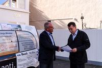 Hansch Immobilien IVD unterstützt gemeinnützige Sponsoring-Aktion
