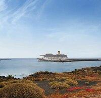 Doppelt so viele Kreuzfahrt-Touristen auf den Kanarischen Inseln als noch vor zehn Jahren