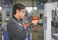Kraftvoll und handlich: Akku-Bohrschrauber für die Industrie
