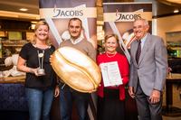"""Bäckerei Wienerroither in Pörtschach gewinnt """"JACOBS Goldene Kaffeebohne"""""""