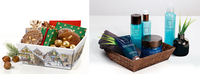 Stimmungsvolle Geschenkkörbe: Mehrumsatz mit Präsentkörben aus Wellpappe