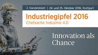 2. Industriegipfel: eurodata präsentiert seine Konzepte zu Industrie 4.0