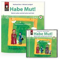 Mutiger Martin Luther: Kinder lernen den Reformator durch Lieder kennen