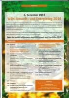 WSM - UMwelt - und Energietag 2016