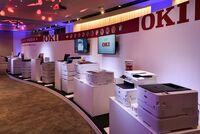 OKI präsentiert revolutionäre Smart Colour Solutions