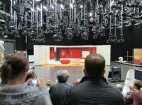 Mitglieder der Rüsselsheimer Volksbank im ZDF