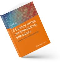 """Fachbuch Veröffentlichung: """"E-Commerce für klein- und mittelständische Unternehmen"""""""