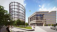 EUREF-Campus Berlin: WOLFF & MÜLLER errichtet hocheffizientes Bürogebäude