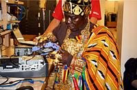 PCBilliger - Visionen und der König von Ghana