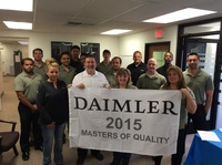 "Hirschmann Car Communication erhält ""Masters of Quality Supplier Award"" von Daimler Trucks North America"