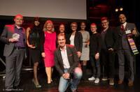 Redner Ilja Grzeskowitz verleiht Change Award 2016